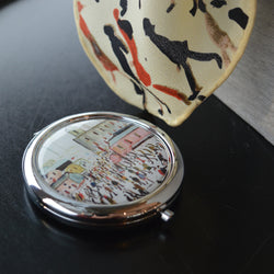 "Compact Mirror ""Going To Work (1959)"""