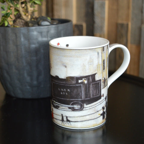 "China Mug ""Level Crossing (1946)"""