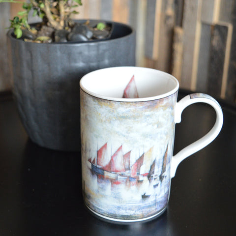 "China Mug ""Sailing Boats (1930)"""
