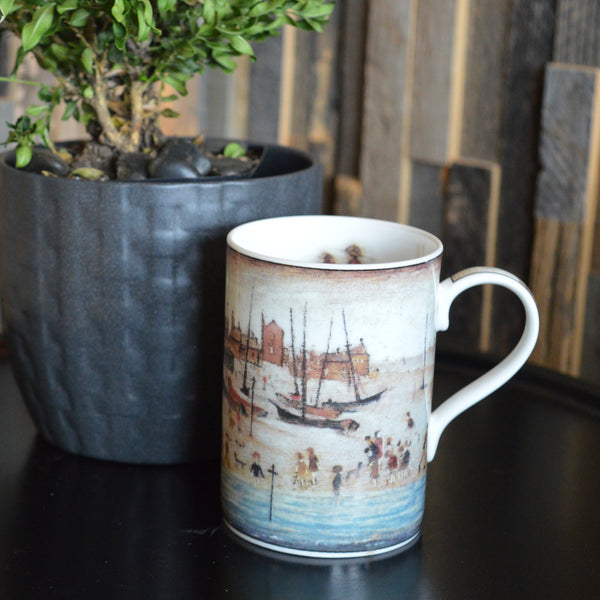 "China Mug ""The Beach (1947)"""