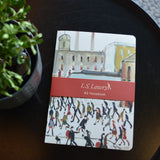 L.S Lowry A5 Notebook