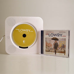 Mrs Lowry & Son CD Original Motion Picture Soundtrack