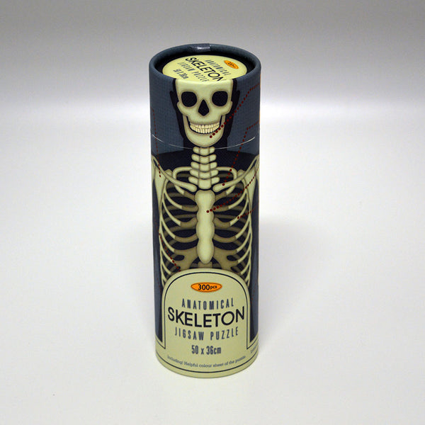 Skeleton Puzzle in Tube