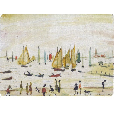 "Placemat ""Yachts (1959)"""
