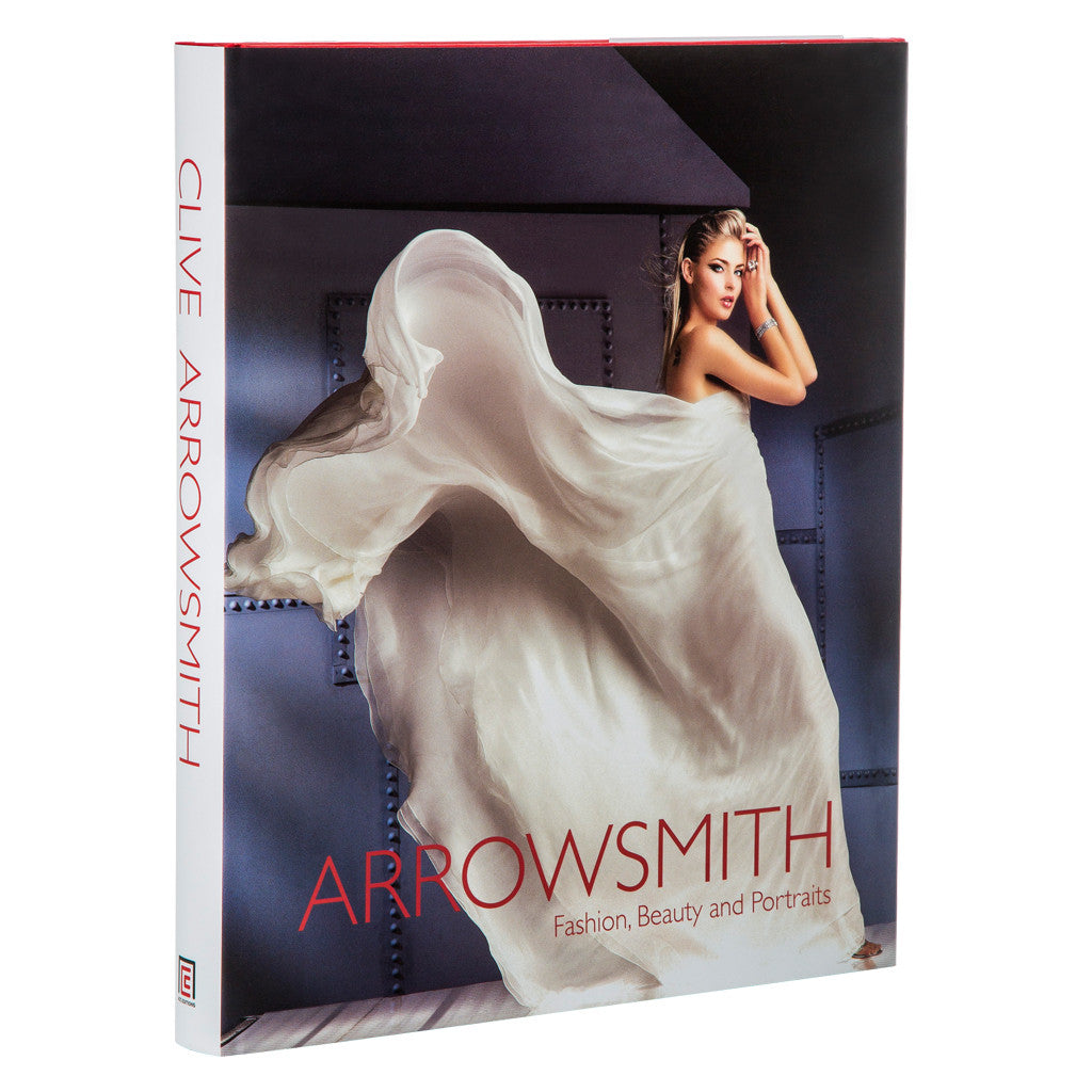 The Fashion Book Hardcover : Arrowsmith fashion beauty portraits hardback book