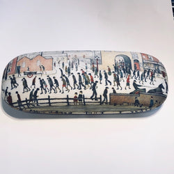 Lowry Glasses Case With Lens Cloth (Coming From The Mill)