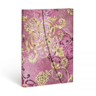 Paperblanks Polished Pearl - Journal MIDI WRAP