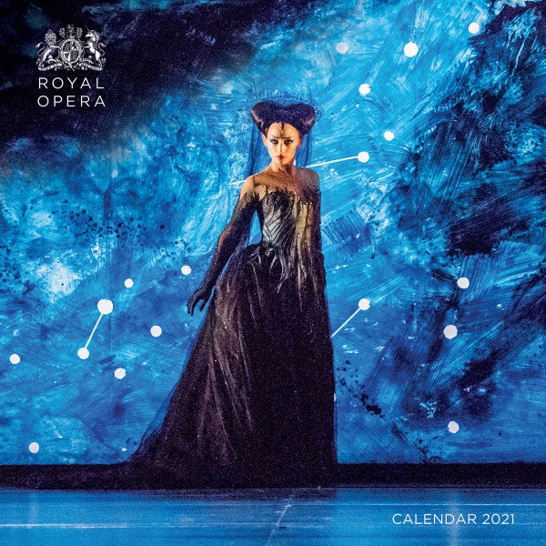 Royal Opera House Wall Calendar 2021