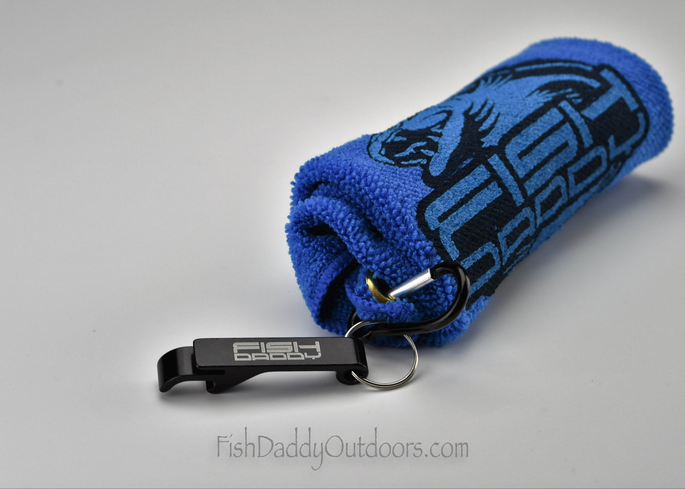 Bait Towel and Bottle Openers
