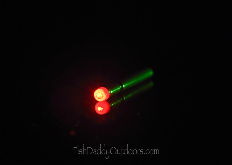 Blinking Red Stick-Flare LED