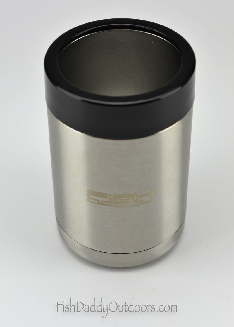 18/8 Stainless Steel Koozie by FishDaddy