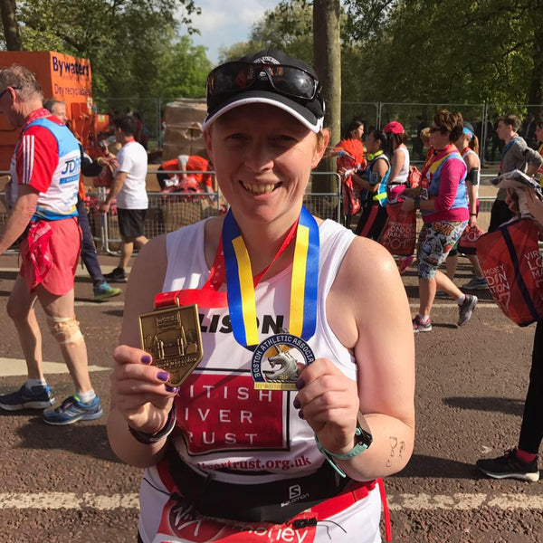 How to run 1200 miles in a year - your key to finishing your challenge healthy
