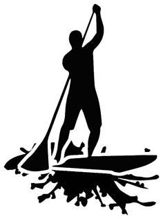 Stand up paddle boarding  ( SUP )