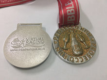 Prosecco Run Front & Back Medal Virtual Racing