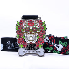 Halloween October day of the dead race bling