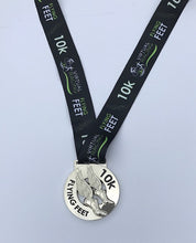 Flying feet Virtual Racing UK Medal