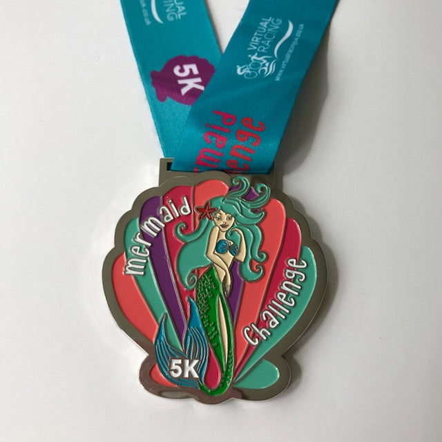 Mermaid 5K - August