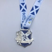 St Andrews Day Virtual Distance Medal 5K