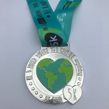Anti bullying campaign medal