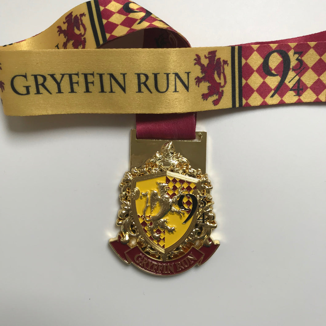 October Gryffin Run 9 3/4