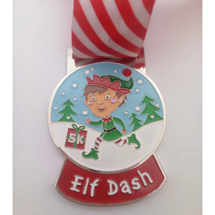 Christmas Virtual Racing Uk Elf 5k