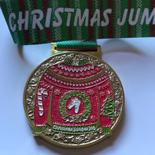 Christmas Jumper Jog 5k virtual race