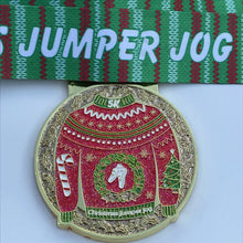 Christmas Jumper Jog 5k virtual challenge UK