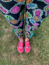 funky activewear pineapple