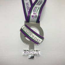Womens Day Medal Suffragettes