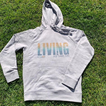 TeamVRUK Unisex Grey Living My Best Life Hoody