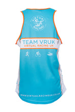 TEAM VRUK RACING VEST MENS BACK VIEW