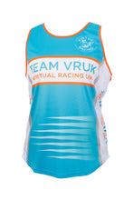 TEAM VRUK RACING VEST MENS FRONT