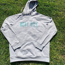 TeamVRUK Unisex Grey Hoody Rest Day
