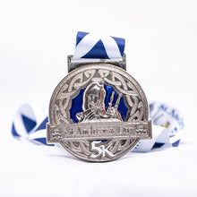 St Andrews Day Race Medal