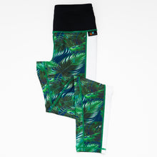 Tropical Illusion Leggings