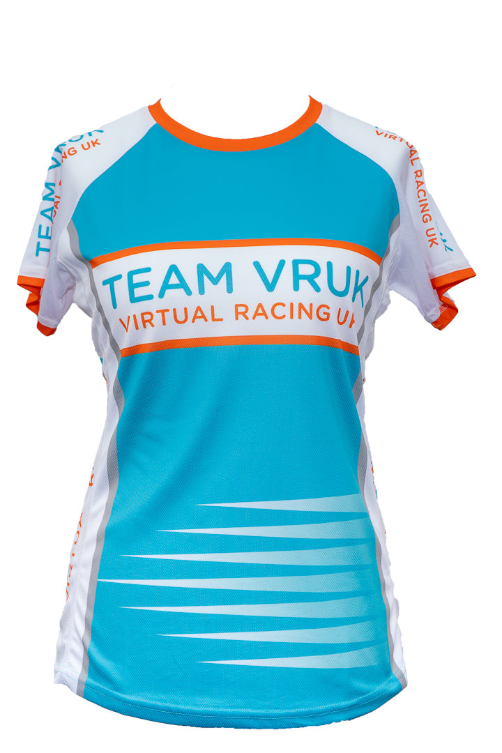 TEAM VRUK RACING TEE WOMENS