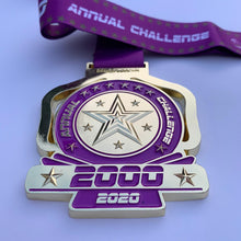2000 miles or km bling for virtual race