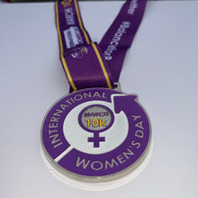 March medal for international  womens day 2019