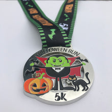 halloween october virtual run