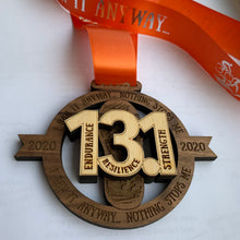 I Ran It Anyway - 26.2 Miles or 13.1 Miles 2020