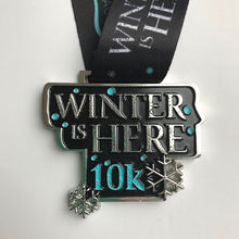 Winter 10k Run Game of Thrones