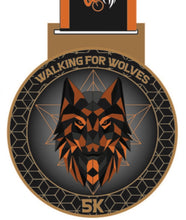 October Walking For Wolves 5k