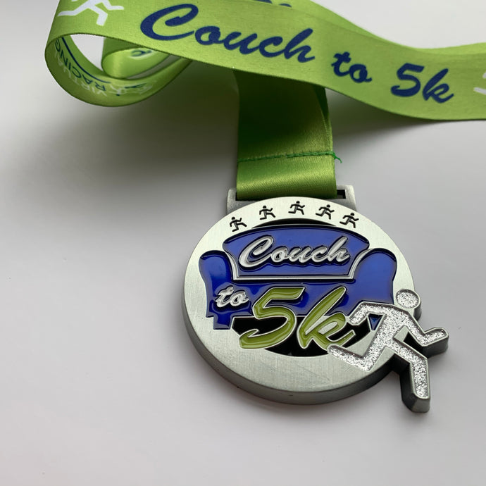 Couch to 5K Completion Medal