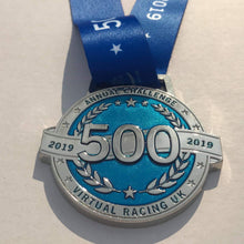 500 miles or km 2019 Virtual Distance Challenge