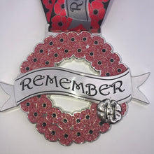 remember poppy medal