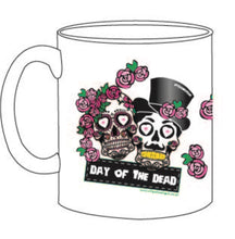 TeamVRUK Day of the Dead Mug