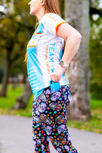 Sugar skull leggings side phone pocket