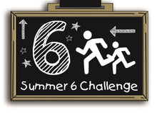 Summer 6 - three entries - virtual challenge