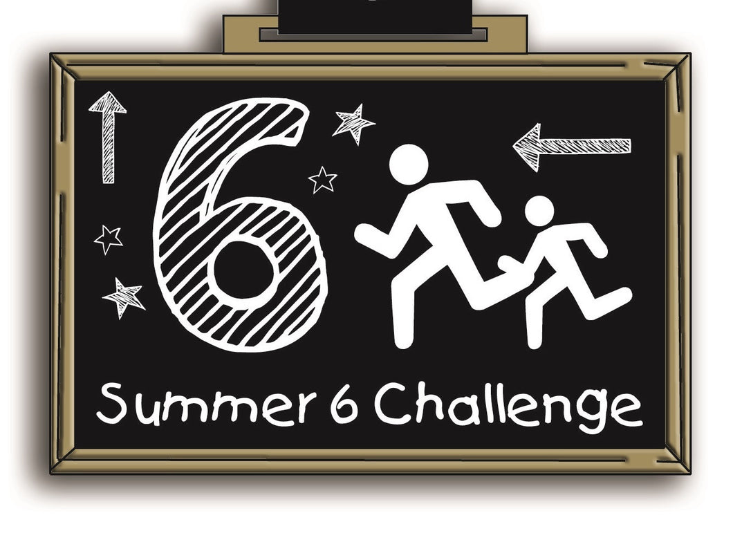 Summer 6 - two entrants - virtual challenge Family Fitness