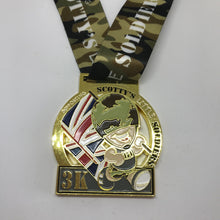 virtual race medal for children